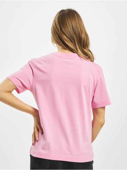 Vans t-shirt Wm Junior V Boxy pink