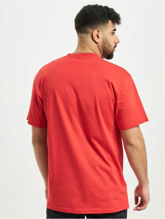 Vans T-Shirt Mn Vans Classic rot