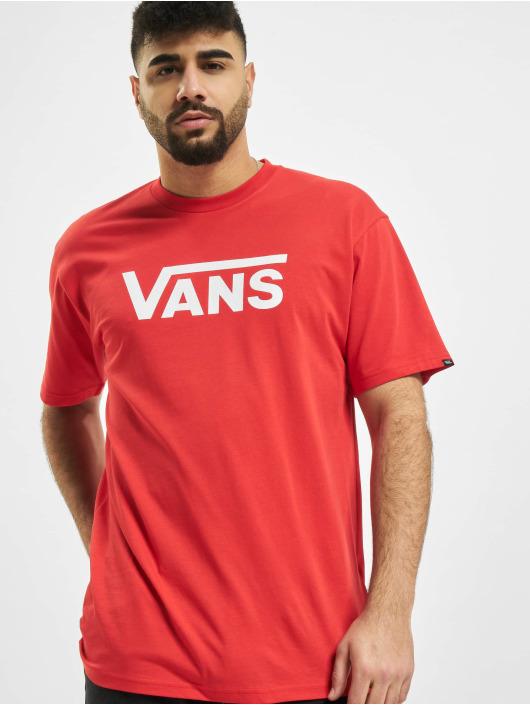 Vans T-Shirt Mn Vans Classic rouge