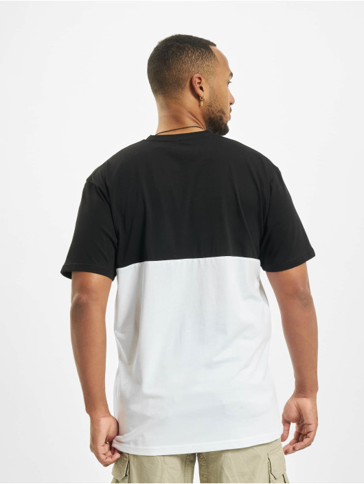 Vans T-shirt Colorblock vit