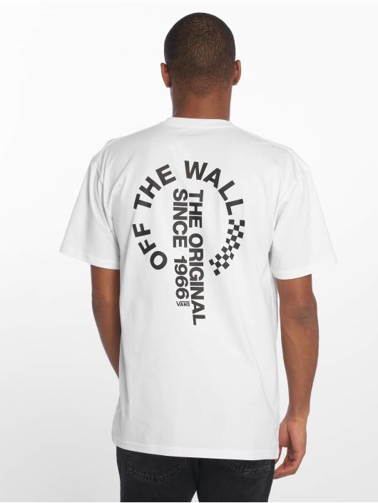 Vans T-Shirt Distort weiß