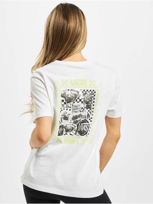 Vans T-Shirt Sting DIY weiß