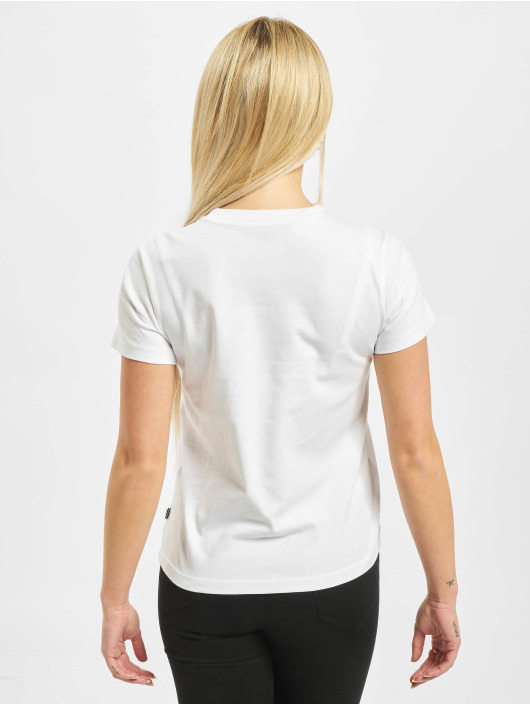 Vans T-shirts Flying V Classic hvid