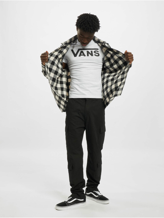 Vans T-Shirty Classic bialy