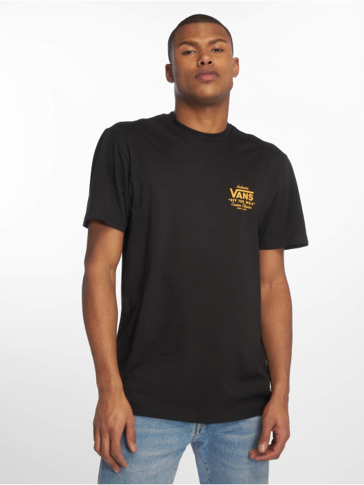 Vans T-Shirty Holder Street II czarny