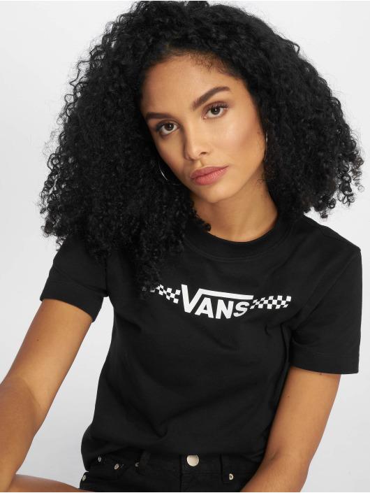 Vans T-Shirty Funnier Times Boxy czarny