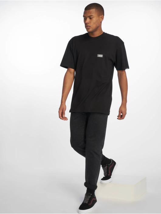 Vans T-Shirty Distort czarny