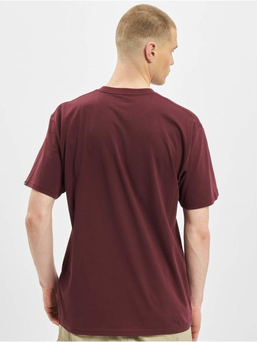 Vans T-Shirty Mn Vans Classic czerwony