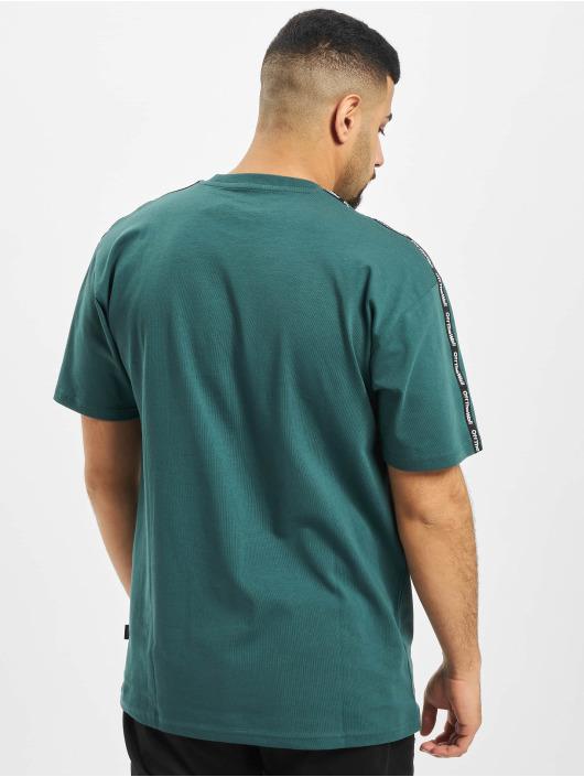 Vans T-Shirty Reflective Colorblock zielony