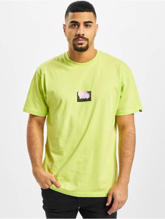 Vans T-skjorter Rainbow Orchid grøn