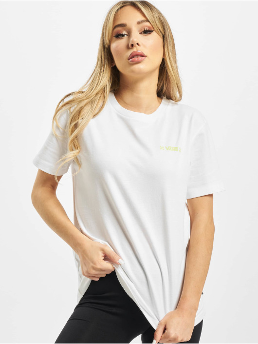 Vans T-skjorter Sting DIY hvit