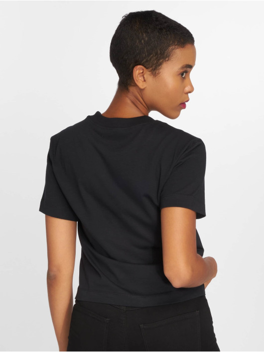 Vans T-skjorter Boom Boom Boxy svart