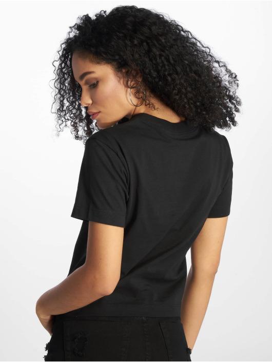 Vans T-skjorter Funnier Times Boxy svart