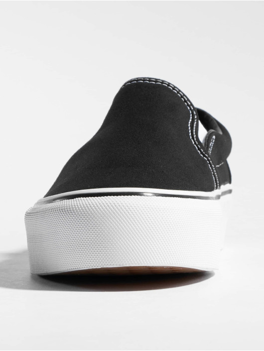 Vans Tennarit Classic Slip-On musta
