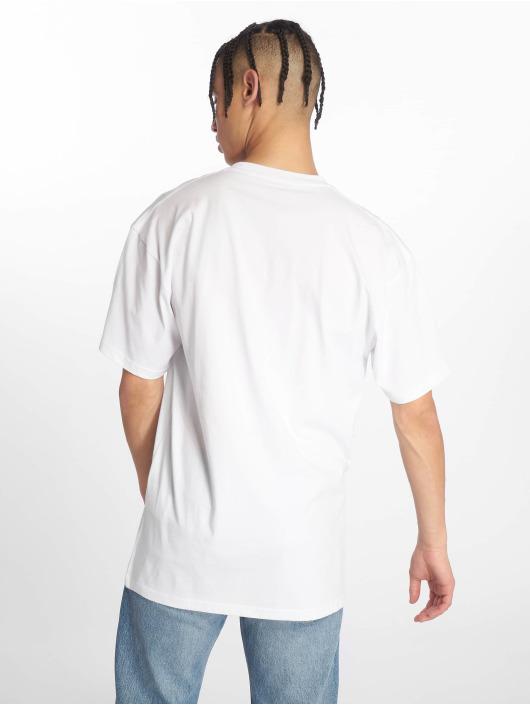 Vans Tričká Left Chest Logo biela