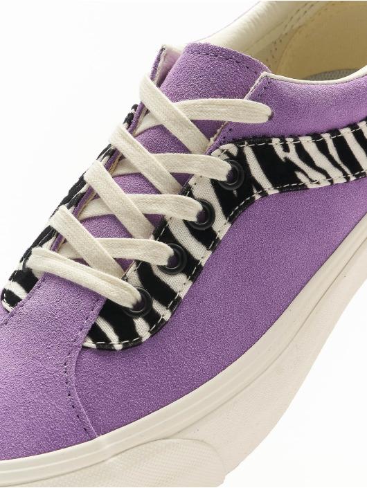 Vans Zapatillas de deporte UA Bold NI Zebra púrpura