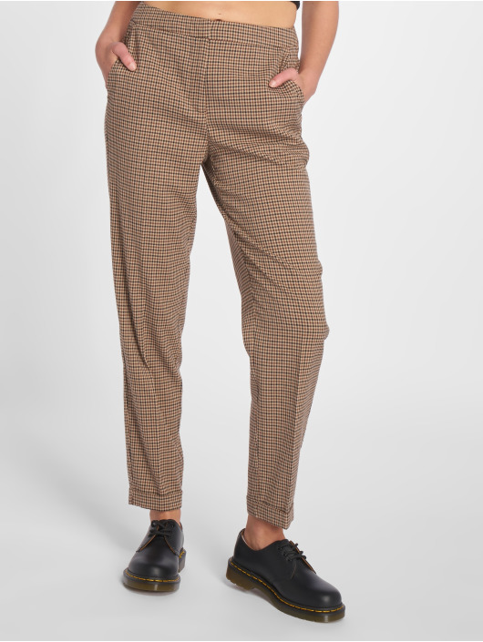 Vero Moda Chino vmLaja Selma Cigaret brown