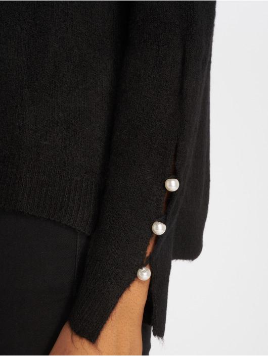 Vero Moda Langermet vmLagoura Pearl svart