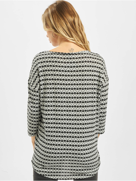 Vero Moda Longsleeve vmMalena 3/4 grey