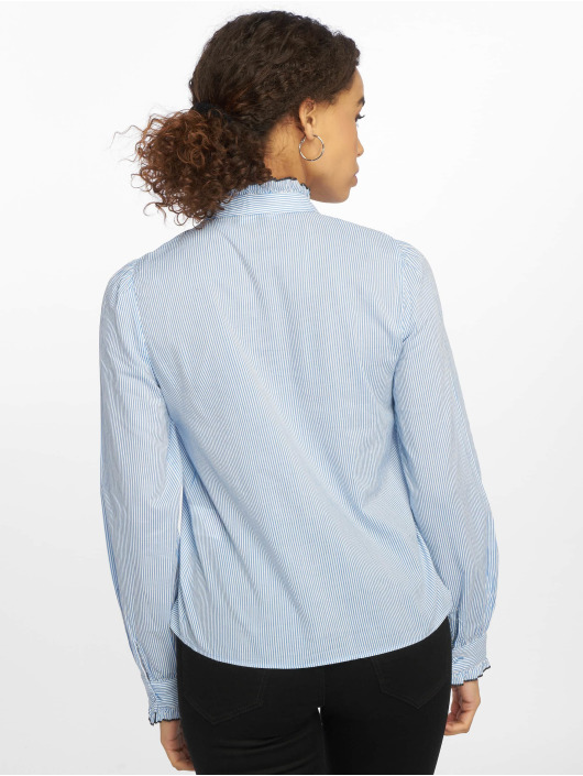 Vero Moda Shirt vmClaudia blue