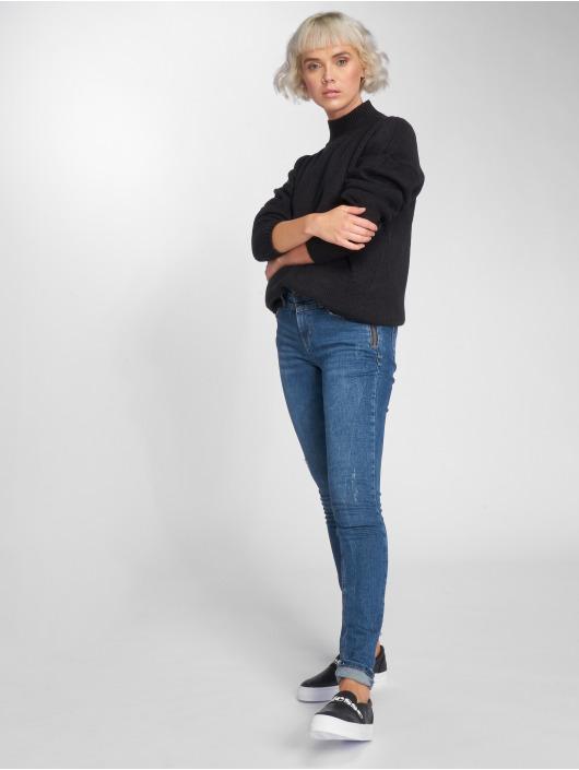 Vero Moda Slim Fit Jeans vmSeven A315 blau
