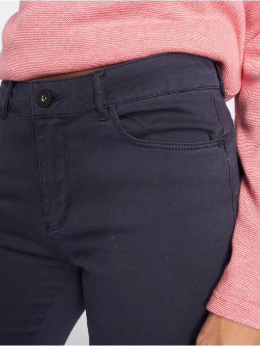 Vero Moda Slim Fit Jeans vmSeven Shape blau
