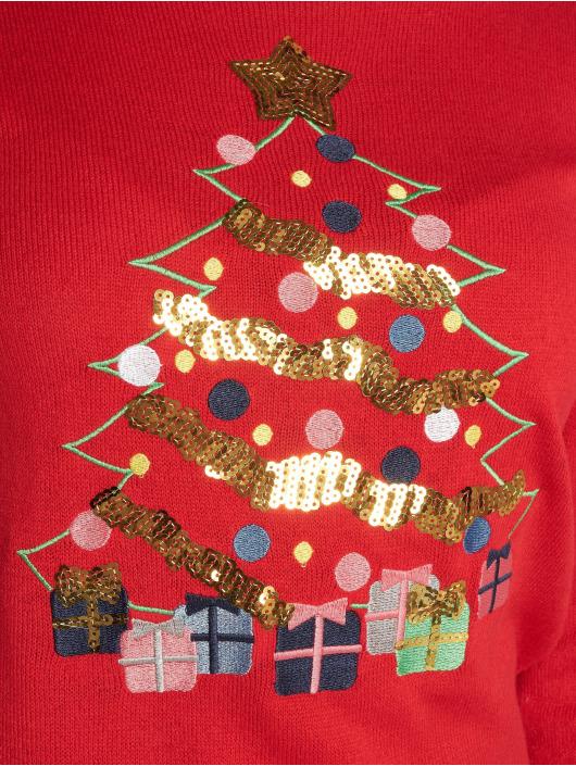 Vero Moda Sweat & Pull vmChristmas Tree rouge