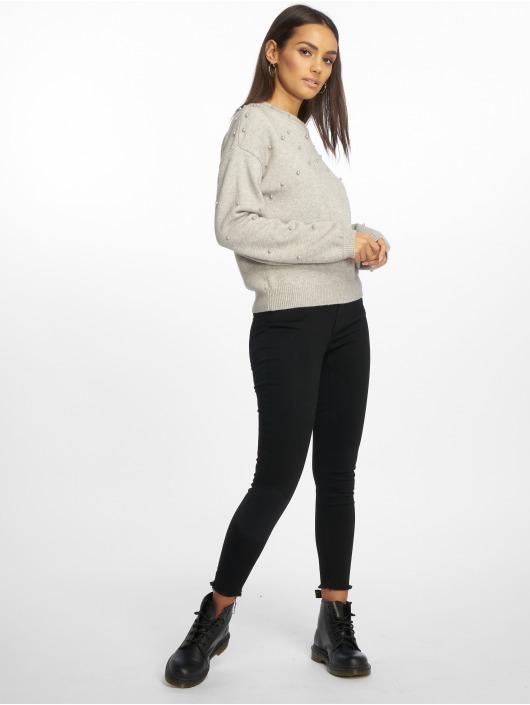 Vero Moda Swetry vmRada Svea szary