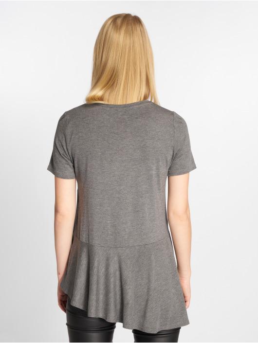 Vero Moda T-skjorter vmElise grå