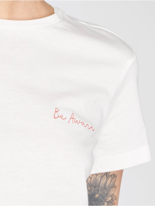 Vero Moda T-skjorter vmEdin hvit
