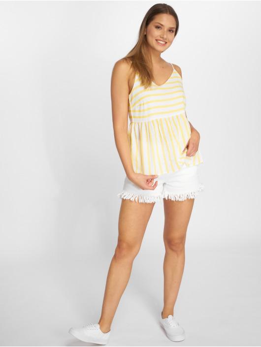 Vero Moda Topper vmSunny Stripy hvit