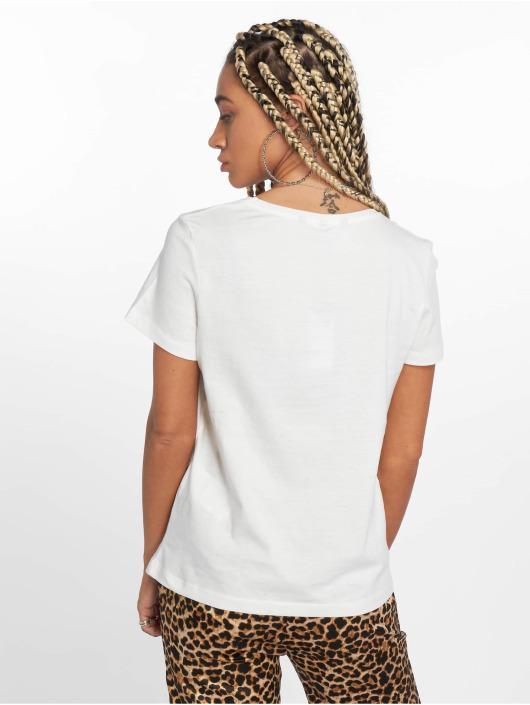 Vero Moda Tričká vmAdelie biela