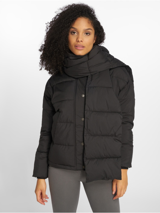 Vero Moda Vattert jakker vmScarf Short svart