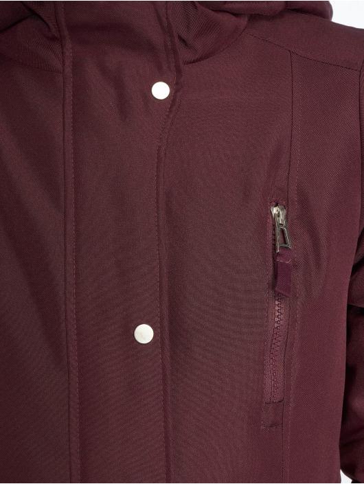 Vero Moda Winter Jacket vmTrack Expedition 3/4 red