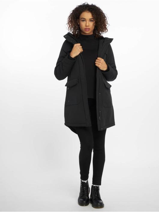 Vero Moda Zimné bundy vmJudy èierna