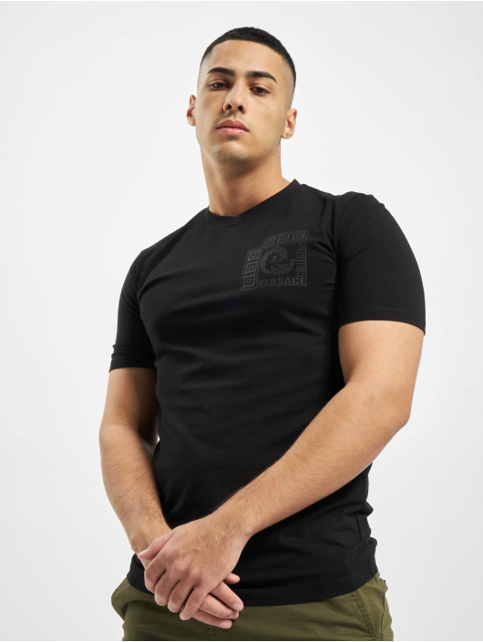 Versace Collection Camiseta Collection negro