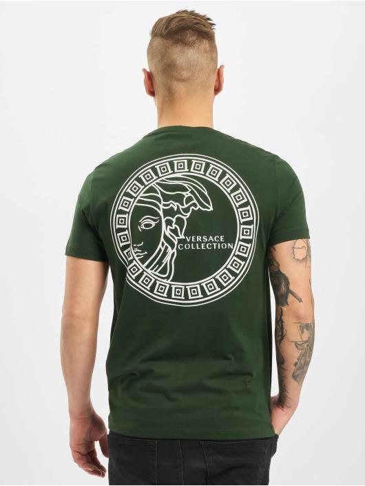 Versace Collection T-paidat Collection vihreä