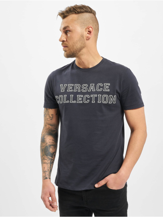 Versace Collection T-shirt Versace Collection blu