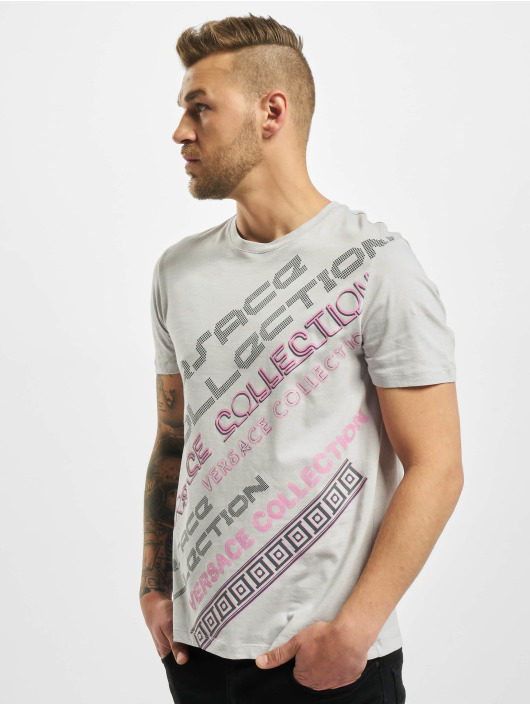 Versace Collection T-Shirt Collection grau