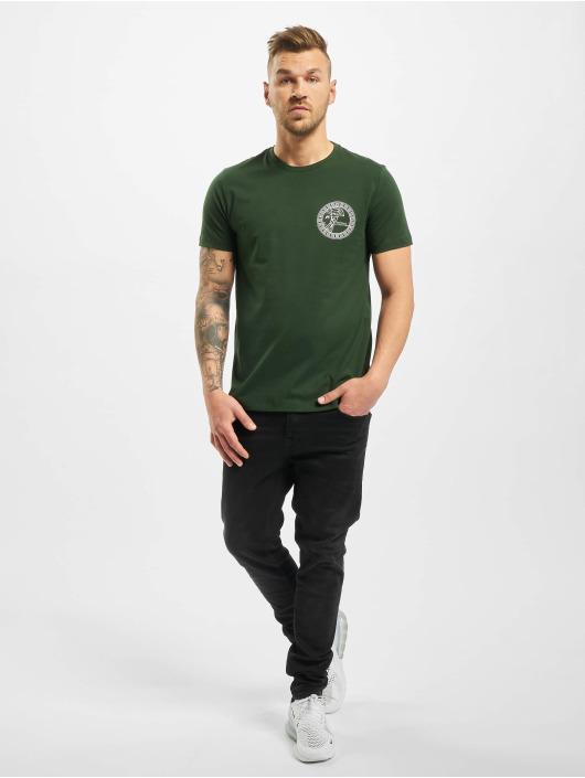 Versace Collection T-Shirt Collection grün