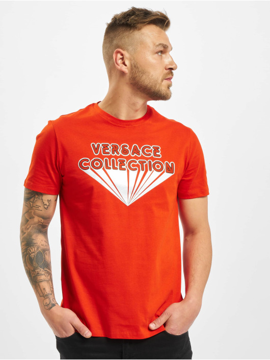 Versace Collection T-Shirt Versace Collection rouge