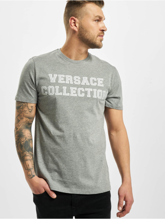 Versace Collection T-shirts Collection grå