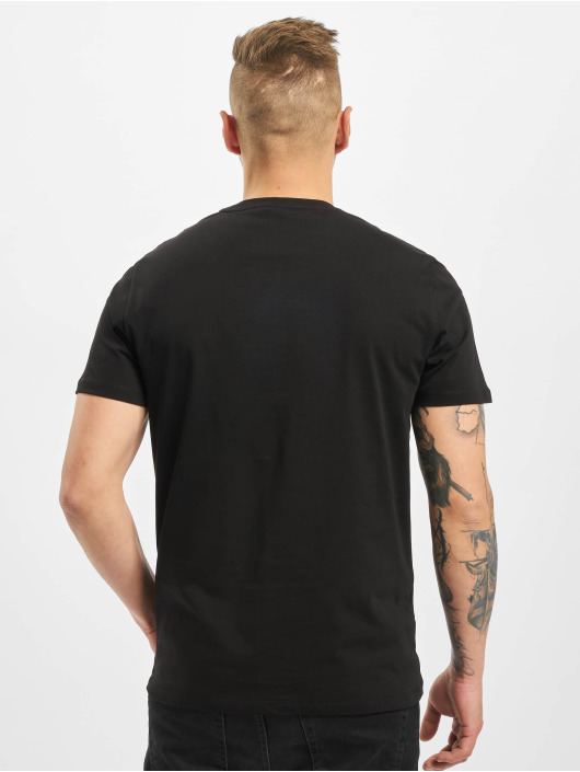 Versace Collection T-Shirty Versace Collection czarny