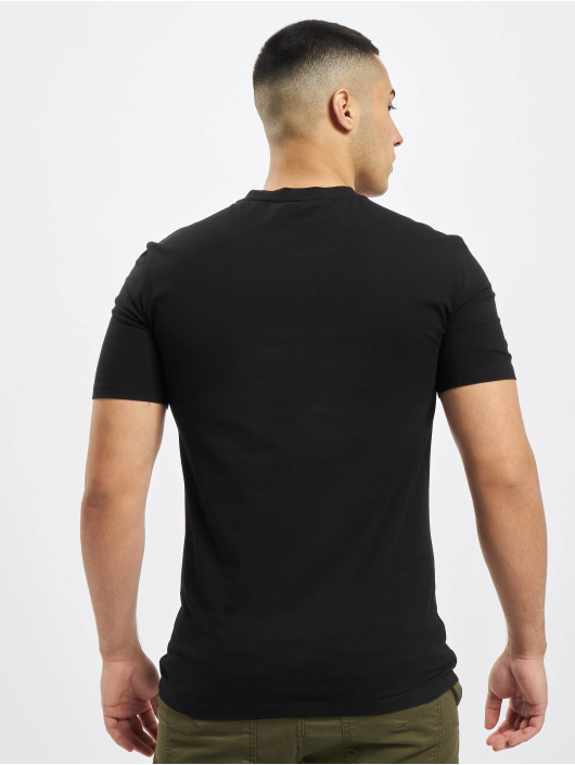 Versace Collection T-Shirty Collection czarny