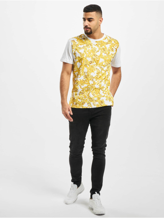 Versace Jeans T-shirts Barock hvid