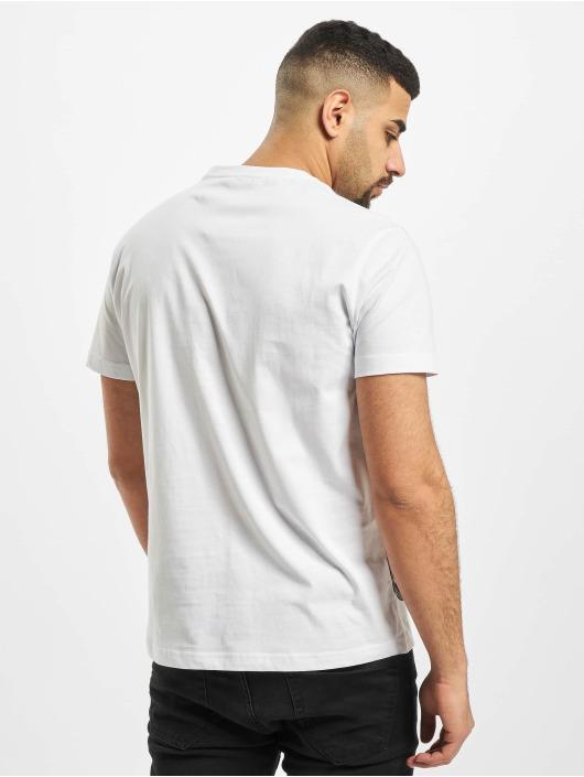 Versace Jeans T-skjorter Chain hvit