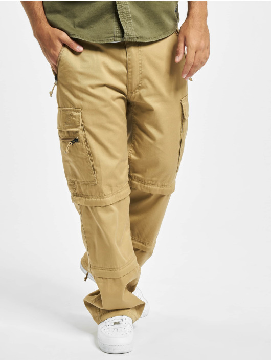 Vintage Industries Cargo pants Savannah brun