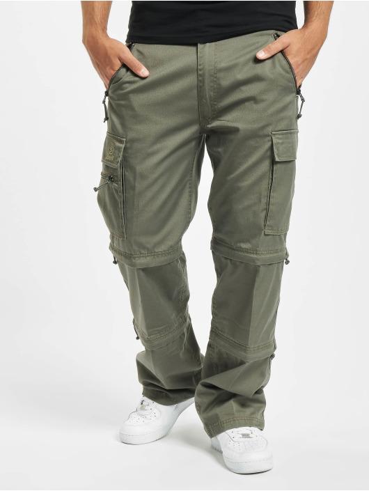 Vintage Industries Pantalon cargo Savannah olive