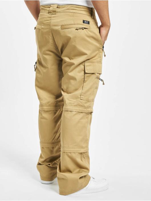Vintage Industries Pantalone Cargo Savannah marrone