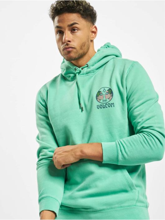 Volcom Пуловер Vodomat P/O зеленый